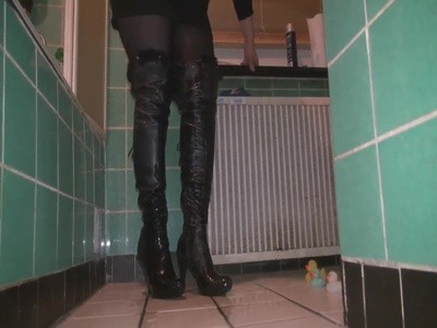 Pissed Part  1 Boots Movie Pee Piss Boots